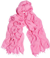 Jepson fringed jersey scarf