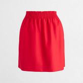 J.Crew Factory Wool sidewalk skirt