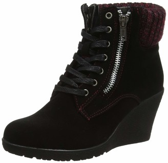 Joe Browns Women's Cute Wedge Ankle Boots