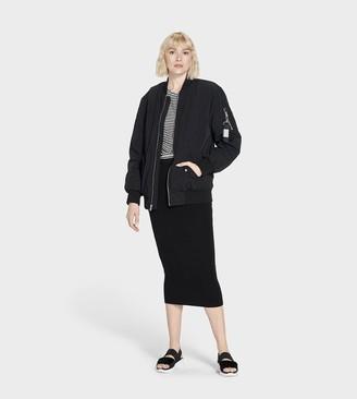 UGG Frances Oversized Bomber Jacket