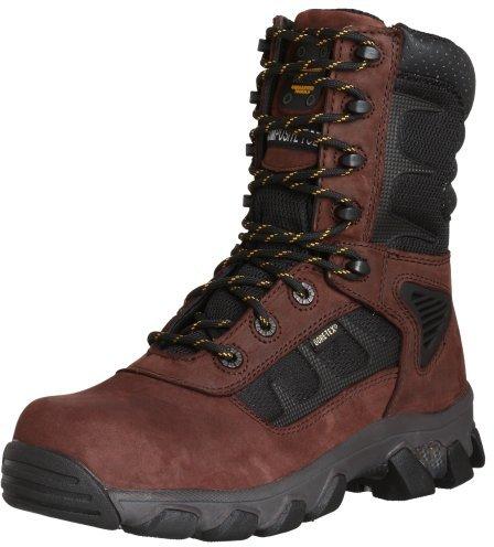 """Dewalt Men's Hybrid 8"""" Heavy Duty Lightweight Steel Toe Work Boot"""