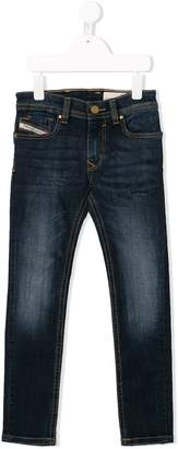 Diesel faded style jeans