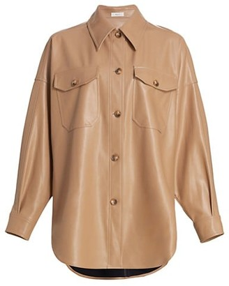 A.L.C. Wellsley Faux Leather Jacket