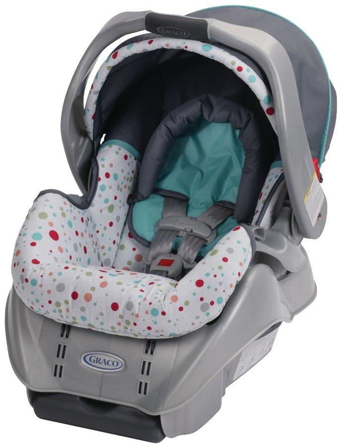 Graco SnugRide Classic Connect Infant Car Seat - Surrey