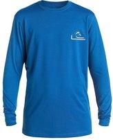 Quiksilver Boy's New Wave Long Sleeve Swim Shirt 8144258