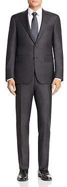 Canali Capri Sharkskin Slim Fit Suit