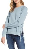 Women's Sincerely Jules Side-Lace Sweatshirt