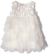 Biscotti Crème De La Crème Sleeveless Dress (Infant)