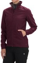 Mountain Hardwear Solamere Soft Shell Jacket (For Women)