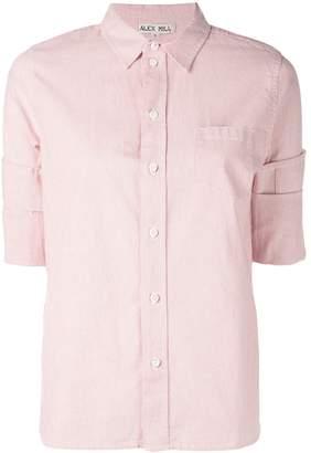 Alex Mill pinstripe shirt