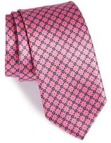 Canali Men's Geometric Silk Tie