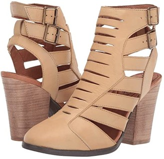 Free People Hayes Heel Boot (Natural) Women's Boots