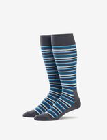 Tommy John Monroe Stripe Over the Calf Dress Sock