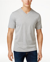 Club Room Men's Big & Tall V-Neck T-Shirt, Only at Macy's