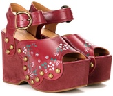 Marc Jacobs Dawn wedge sandals