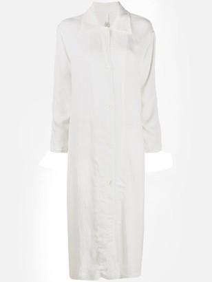 Raquel Allegra Shirt Maxi Dress