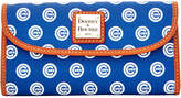 Dooney & Bourke Chicago Cubs Large Continental Clutch