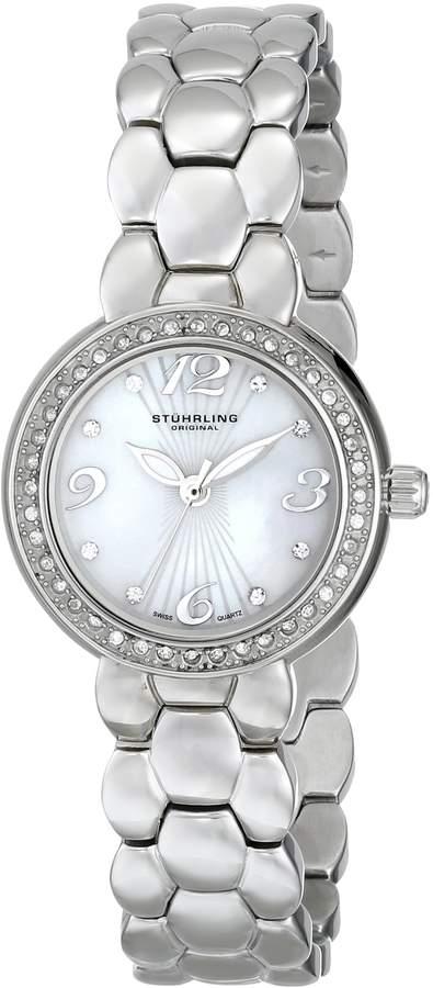 Stuhrling Original Women's 922.01 Vogue Tresor Analog Display Swiss Quartz Watch