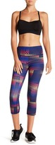 Brooks Greenlight Printed Capri Leggings