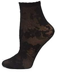Natori Women's Scarlet Sheer Socks