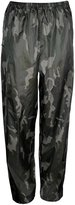 Forever Mens Camouflage Rain Taped Seams Waterproof Trouser