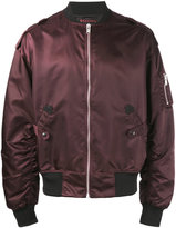 Misbhv - bomber jacket - men - Polyimide/Viscose/Cotton - S