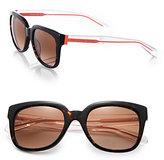 Wayfarer Acetate Square Sunglasses