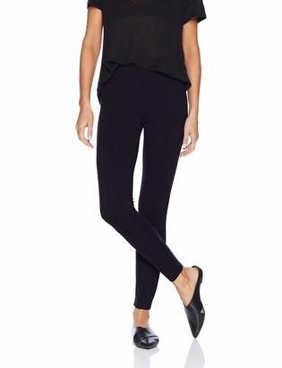 Daily Ritual Amazon Brand Women's Faux 5-Pocket Ponte Knit Legging