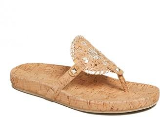 Jack Rogers Cork Thong Sandal - Georgica