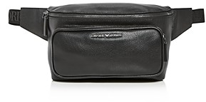 Giorgio Armani Emporio Leather Belt Bag