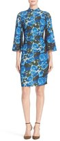 Tracy Reese Women's Cutout Back Dress