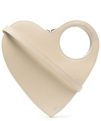 Coperni Heart-Shaped Leather Bag