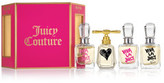 Juicy Couture HOUSE OF JUICY MINITURE GIFT SET