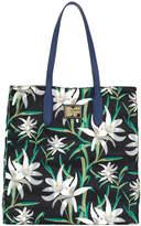 Diane von Furstenberg Oriental floral tote bag