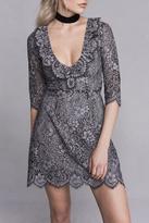 For Love & Lemons Theodora Mini Dress