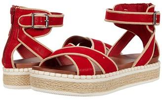 Mia Vita-B (Mustard) Women's Sandals