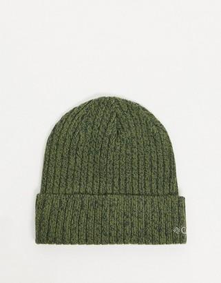 Columbia Watch cap beanie in green