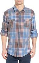 BOSS ORANGE Men's Edoslim Check Twill Shirt