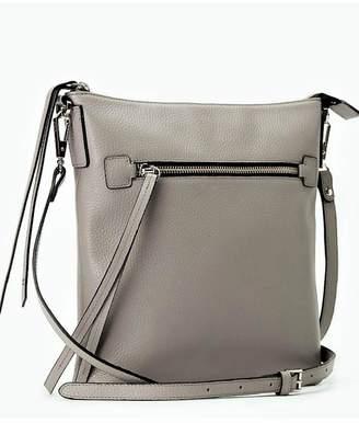 Kiko Leather Pebble Leather Crossbody