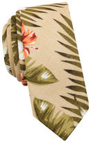 Original Penguin Cabana Floral Tie