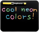Container Store Black Dry Erase ClingboardTM