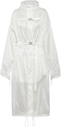 Prada Oversized Belted Raincoat