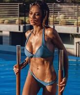 Luxe by Lisa Vogel Liquid Cali Cut Bikini Bottom