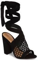 Schutz Women's Bampy Lace-Up Sandal
