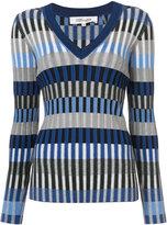 Diane Von Furstenberg - striped