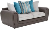 Calluna Fabric 3 Seater Scatter Back Sofa