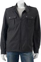 Marc Anthony Men's Slim-Fit Canvas Military Jacket