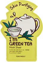 Tony Moly Tonymoly I'm Green Tea Sheet Mask - (Skin Purifying)