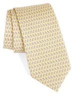 Salvatore Ferragamo Men's Sails Silk Tie