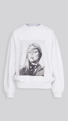 Anine Bing Ramona Sweatshirt x Terry O'Niell